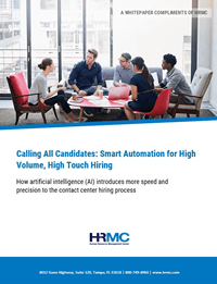 Calling All Candidates: Smart Automation for High Volume, High Touch Hiring