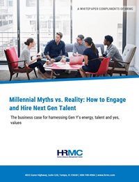 Millennial Myths vs. Reality: How to Engage and Hire Next Gen Talent