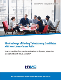 The Challenge of Finding Talent Among Candidates with Non-Linear Career Paths