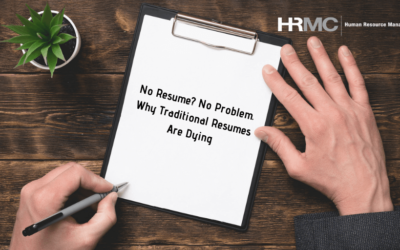 No Resume? No Problem. Why Traditional Resumes Are Dying